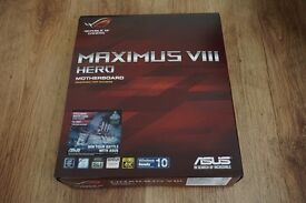 ASUS ROG Maximus VIII Hero Z170 Motherboard