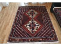 Brand new Hand-made Persian rug, high quality and very nice design 205cm X 157cm