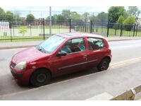 Renault clio for spares and repairs