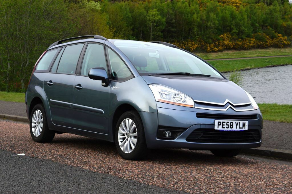 citroen c4 grand picasso 7 seater 1 6 petrol engiene in leith walk edinburgh gumtree. Black Bedroom Furniture Sets. Home Design Ideas