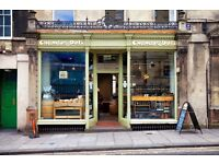 Chandos Deli, Bath, is looking for an assistant manager.