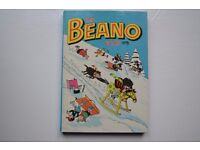 21 BEANO ANNUALS IN EXCELLENT CONDITION