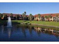 Florida Holiday Villa, Vacation Villas, Kissimmee Florida, 3 Bedroom Sleep 8
