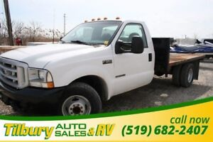 2002 Ford F-350 **AS IS** 4x2 SD Regular Cab 165. V8.