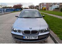 BMW 316 Compact 1.8 Petrol Grey