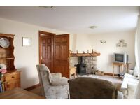 2 BEDROOM BARN CONVERSION, CLAPHAM VILLAGE, INGLETON. PRIVATE PARKING, WOOD STOVE, CENTRAL HEATING