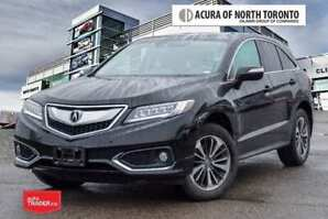 2018 Acura RDX Elite at Dealer Serviced  No Accident