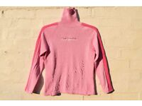 """The Realm 10 Ladies Pink Roll Neck Knitted Style Surfing Jumper C36"""""""