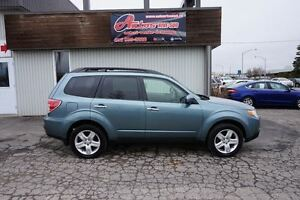2009 Subaru Forester 2.5 X Limited AWD CUIR/TOIT/MAGS AVEC 170 0