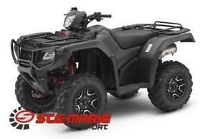 2018 Honda Rubicon 500 DELUXE DCT IRS EPS