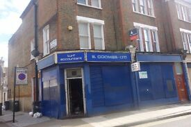 AVAILABLE NOW!! 2 ground floor units to rent on Landor Road, Clapham, SW9 9PE