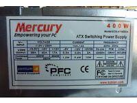 Mercury 400w PC Power supply