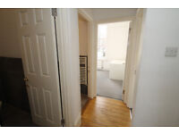 TWO double bedroom appartament with luxury bathroom and beautiful garden in Islington N1