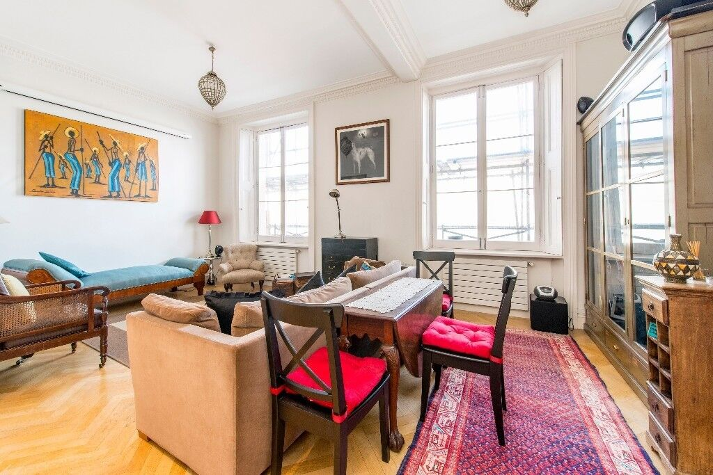 Stunning period property in Bayswater