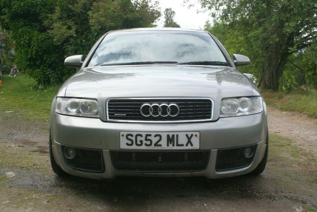 Audi A4 B6 19 Tdi Quattro Remapped 170 Bhp Spares Or