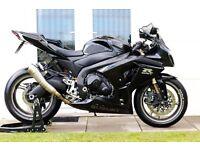 DEPOSIT TAKEN* Suzuki Gsxr 1000 2009 K9 Low Miles 3 power modes Immaculate