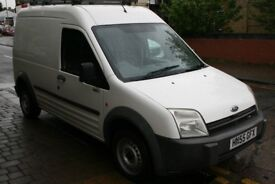 FORD TRANSIT CONNECT ONLY 107,000 MILES BOARDED GOOD CONDITION