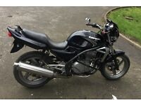 2005 Kawasaki ER5 500cc Motorbike. Well loved. TONS of new parts/tyres/service/brakes
