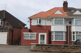 3 bed house, £850, Grestone Avenue, Handsworth Wood