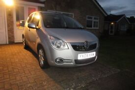 Vauxhall Agila 1.2 Design low miles 1 previous owner ex con
