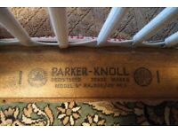 Parker-Knoll PK 720 / 45 Mk 3 Wing Back Chair for Restoration Project Reupholstery