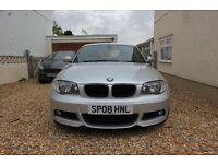 2008 BMW 1 Series 123d M Sport Coupe 2.0l 2dr (not the 118d or 120d)