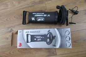 "Bestway Air Hammer Inflation Pump - 14"" Multi-Nozzle"