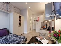 **DISCOUNT**MODERN STUDIO with GARDEN VIEW**MOVE IN NOTTING HILL**SHORT LET OK**ref:4-25LG