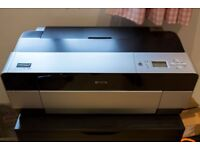 Epson Stylus Pro 3880 - Barely Used / Perfect Condition - Price Reduced - Must Go This Weekend!!