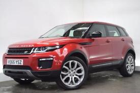 LAND ROVER RANGE ROVER EVOQUE 2.0 TD4 SE TECH [PAN ROOF/20 (red) 2015