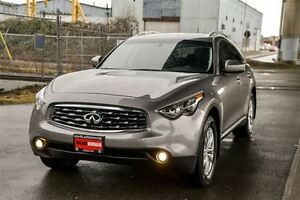 2010 Infiniti FX35 Loaded, Leather Heated And Cooled Seats