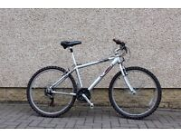 Carrera Vulcan bike good going bicycle good deal at only £150