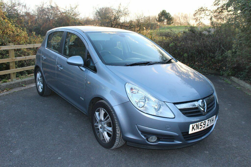 from 30 per week 2009 vauxhall corsa design 5dr hatchback 1 2 diesel manual grey 30 tax 68mpg. Black Bedroom Furniture Sets. Home Design Ideas