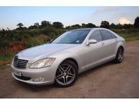 Mercedes S350 , great family car , full service history