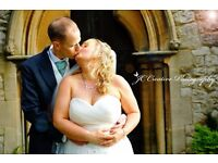 Wedding Photographer - Our prices start from as little as £250 - JC Creative Photography