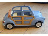 Sylvanian Families - Blue car