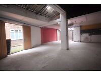 4 x 600-800sqft Live/ Work Spaces.All bills inc....Huge Work areas, High Ceilings.Cool Interiors..