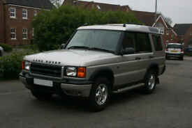 Landrover Discovery 2 TD5 Diesel Manual 7 Seater