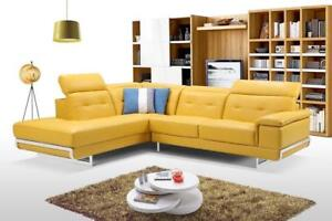 KITCHEN AND COUCH -BEST SECTIONAL COUCHES FOR SMALL SPACES | SECTIONAL SOFA SALE HAMILTON (BD-506)