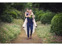From £450 Wedding Photography/Videography - Photographer/Videographer