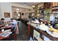 Running Restaurant business on main Stoke Newington Church Street --Viewing by appointment