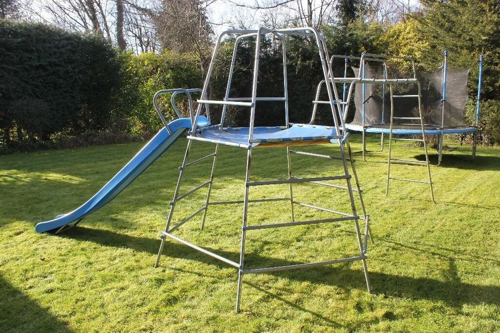 TP Climbing Frame, Monkey Bars and Slide | in Guildford, Surrey ...