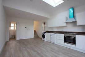 A fab 3 bed Victorian flat on sought after road near the Broadway Available Now - Unfurnished.