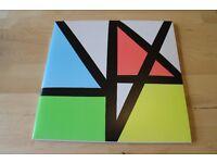 New Order Music Complete - Vinyl album