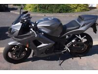Triumph Daytona 650 Datatool system 3 alarm,3 previous owners, very good condition