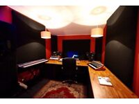 Recording Studio sessions *Christmas Rates*