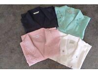 Four Ladies short sleeved Shirt/Blouses
