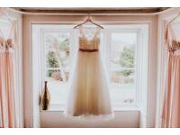 Demetrios (DR193) wedding dress in perfect condition