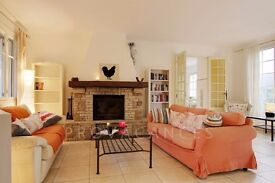 South of France Rental Villa with pool for sale as a thriving business and beautiful holiday home