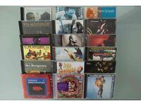 18 Classic & Modern Jazz Guitar cds